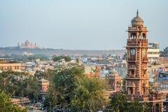 Jodhpur clock tower Stock Photography