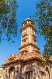 Jodhpur Clocktower. The famous clocktower in Jodhpur Stock Images