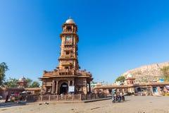 Jodhpur Clocktower Royalty Free Stock Image