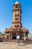 Jodhpur Clocktower Royalty Free Stock Photos