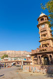 Jodhpur Clocktower Royalty Free Stock Photography