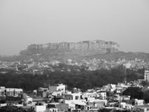 Jodhpur fort Royalty Free Stock Photo