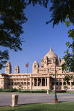 Umaid Bhavan Palace - Jodhpur - India Royalty Free Stock Images