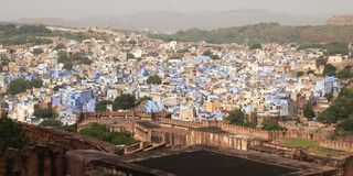 Jodhpur, India Royalty Free Stock Photography