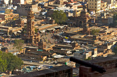 Jodhpur.India Στοκ Εικόνα