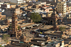 Jodhpur.India Στοκ Φωτογραφία
