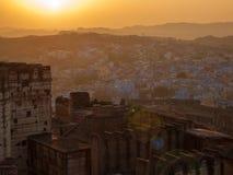 Jodhpur Mehrangarh Fort Royalty Free Stock Photography