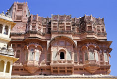 Jodhpur palace Royalty Free Stock Photos