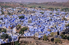 Jodhpur panorama Royalty Free Stock Images