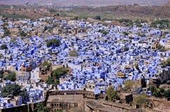 Jodhpur Panorama Royalty Free Stock Images