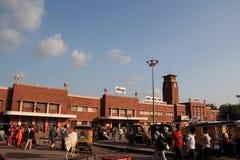 Jodhpur railway station Stock Image