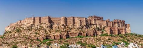 Jodhpur, Rajasthán, la India Imágenes de archivo libres de regalías