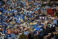 Jodhpur Rajasthan india Arkivfoto