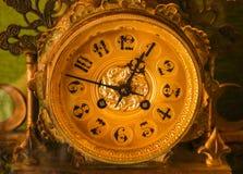 Antique watch display at Umaid Bhawan Palace Museum, Jodhpur royalty free stock photography