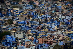 Jodhpur. Rajasthan. India. Jodhpur is the second largest city in the Indian state of Rajasthan Royalty Free Stock Images