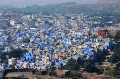 Jodhpur - second largest city in Rajasthan, India Royalty Free Stock Image