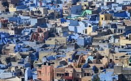 Jodhpur - second largest city in Rajasthan, India royalty free stock photo