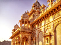 Jodhpur stadsslott Royaltyfria Bilder