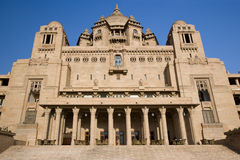 Jodhpur - Umaid Bhavan Palace - Rajasthan - India Stock Photography