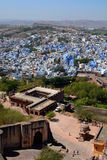 Jodhpur view from Mehrangarh Fort. Rajasthan. India Royalty Free Stock Images
