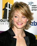 Jodie Foster. Hollywood Film Festival Gala Beverly Hilton Hotel Los Angeles, CA October 24, 2005 Stock Images