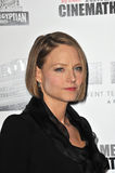 Jodie Foster. At the 2011 American Cinematheque Gala where actor Robert Downey Jr. was honored with the 25th Annual American Cinematheque Award at the Beverly Stock Photo