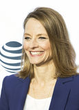 Jodie Foster attends Taxi Driver Reunion Royalty Free Stock Photos