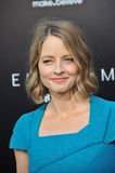 "Jodie Foster. At the world premiere of her movie ""Elysium"" at the Regency Village Theatre, Westwood. August 7, 2013  Los Angeles, CA Picture: Paul Smith / Royalty Free Stock Image"