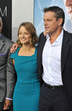 Jodie Foster & Matt Damon Royalty Free Stock Image
