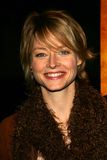 "Jodie Foster. At the premiere of ""Neil Young: Heart of Gold"". Paramount Theater, Los Angeles, CA 02-07-06 Stock Photography"