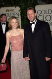 Jodie Foster,Russell Crowe Royalty Free Stock Photo
