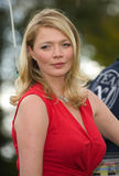 Jodie Kidd Stock Photo
