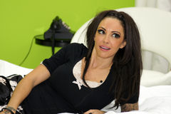 Jodie Marsh Stock Photo