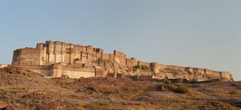 Jodphur Fort Royalty Free Stock Photography