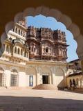 Jodphur fort Royaltyfria Bilder