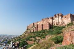Jodphur fort Royaltyfria Foton