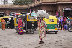 Jodpur market, Rajasthan Royalty Free Stock Photography