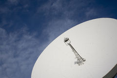 Jodrell Bank Radio Telescope. The Lovell Radio Telescope at Jodrell Bank, Cheshire, UK Stock Photos