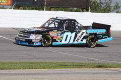 Joe Aramendia 01 séries de qualification de camion de NASCAR Photo stock