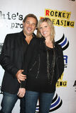 Joe Arancio, Jori Petersen arriving at the after-party for   Stock Photo