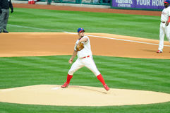 Joe Blanton April 7, 2009 Royalty Free Stock Photo