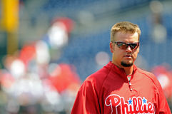 Joe Blanton - Philadelphia Phillies Stock Photography