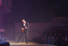 Joe Bonamassa exécute chez Finlandia Hall photo stock