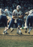 Joe Ferguson. Buffalo Bills QB.  (Image taken from color slide Royalty Free Stock Photography
