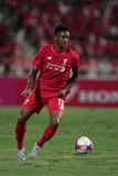 Joe Gomez of Liverpool Stock Image