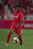 Joe Gomez von Liverpool Lizenzfreies Stockfoto