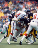 Joe Greene Pittsburgh Steelers royaltyfri fotografi