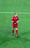 Joe Hart - Αγγλία goalie Στοκ φωτογραφίες με δικαίωμα ελεύθερης χρήσης