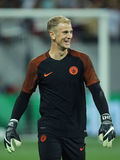 Joe Hart Royaltyfria Foton