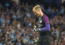 Joe Hart Stockfotos